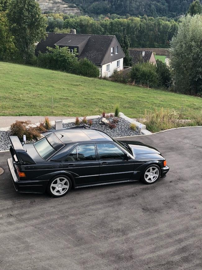 coupe Mercedes-Benz 190 E 2.5-16 Evo II