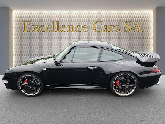 Porsche 911 Turbo 90'000 km CHF169'911 - acheter sur carforyou.ch - 1