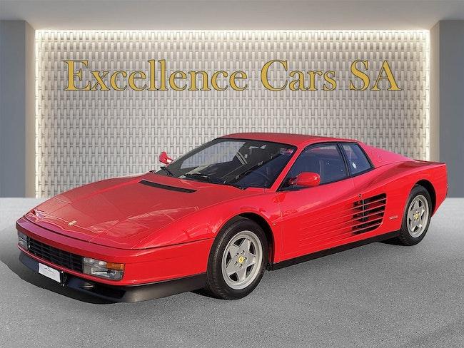 sportscar Ferrari Testarossa TESTAR./512 Testarossa