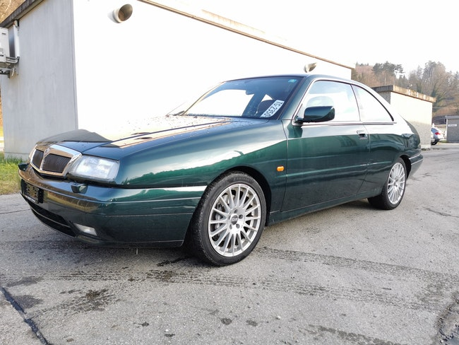coupe Lancia Kappa 2.0 Turbo LS