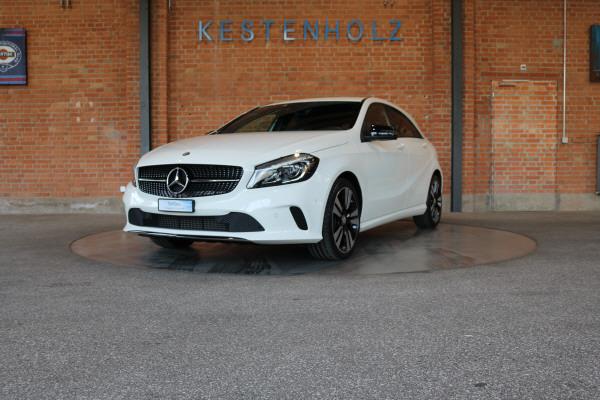 saloon Mercedes-Benz A-Klasse A 200 Night Star