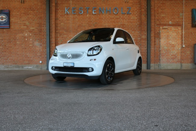 saloon Smart Forfour passion