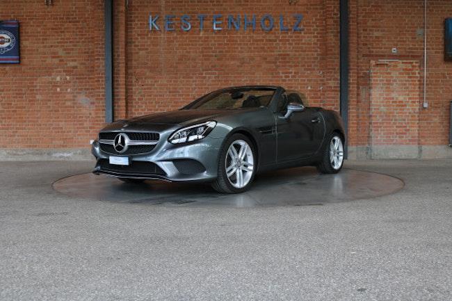 cabriolet Mercedes-Benz SLC 200 AMG Line