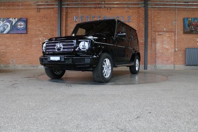 suv Mercedes-Benz G-Klasse G 350d