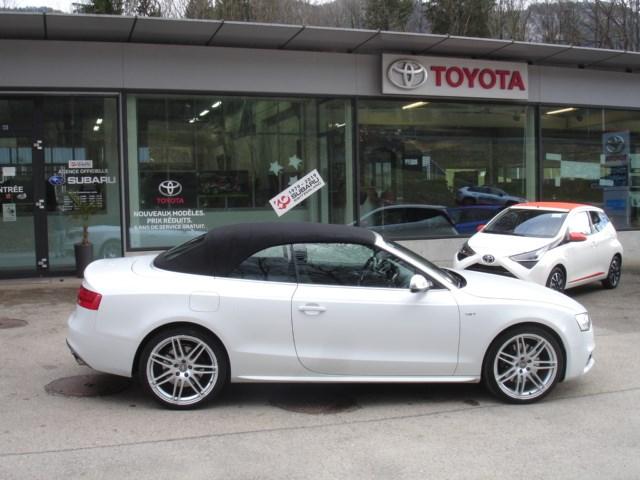 cabriolet Audi S5 / RS5 S5 Cabrio 3.0 TFSI quattro S-tronic