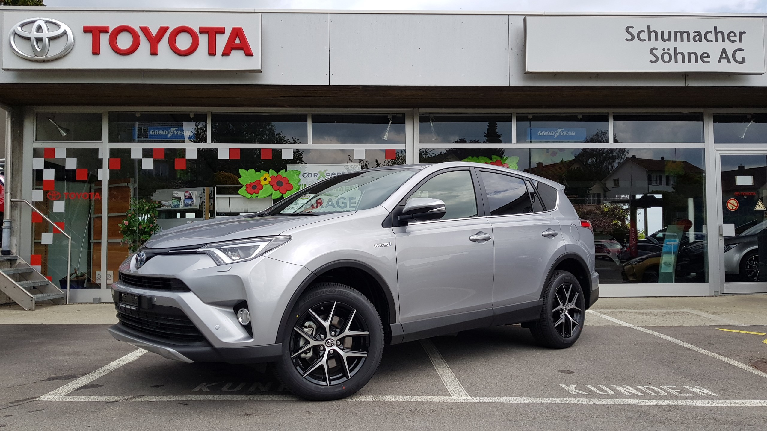 suv Toyota RAV4 RAV-4 2.5 HSD Premium e-CVT