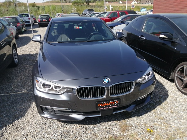 saloon BMW 3er 320d xDrive Sport Line Steptronic