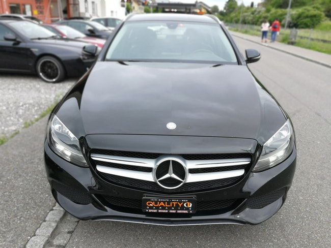 estate Mercedes-Benz C-Klasse C 180 Avantgarde 7G-Tronic