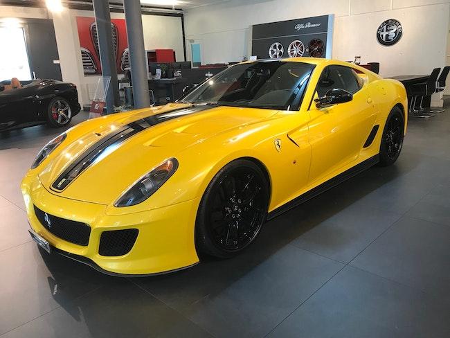 sportscar Ferrari 599 GTO