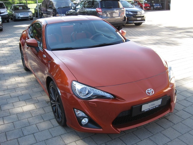 coupe Toyota GT86 GT 86 2.0 D-4S Sport Automatic