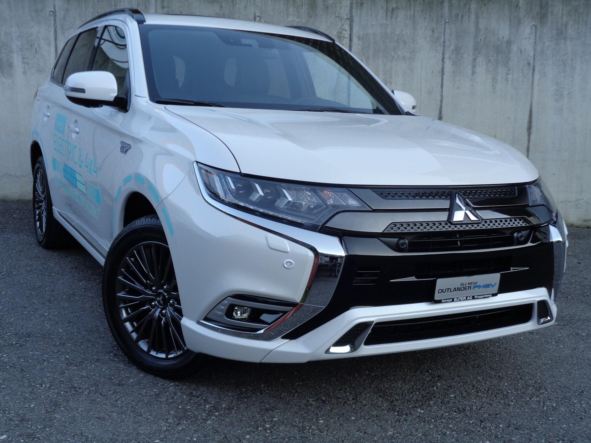 suv Mitsubishi Outlander 2.0 PHEV Diamond S-Edition 4WD Automatic