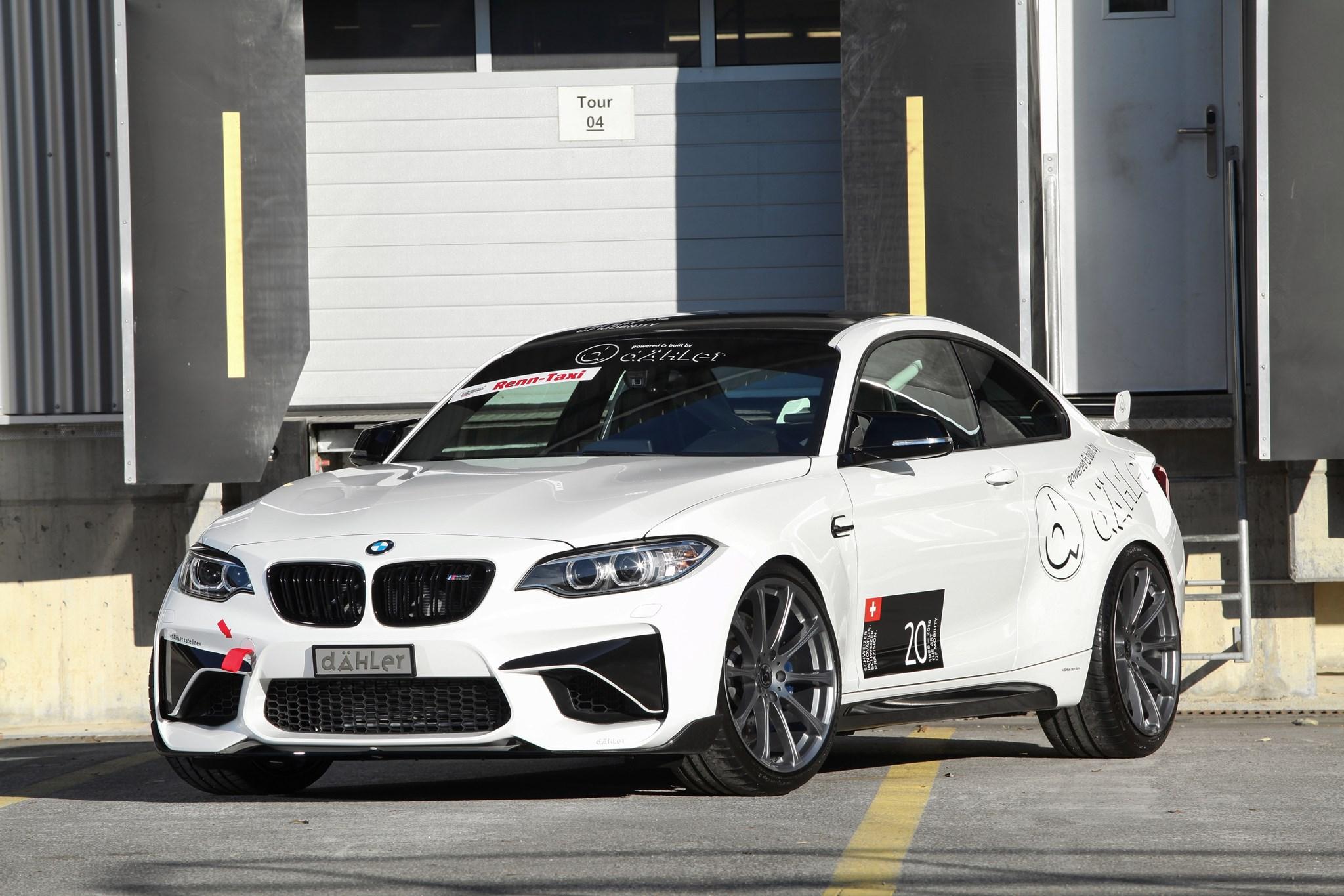 coupe BMW 2er M2 S55 << dÄHLer race line>> Einzelstück ! 540PS mit Zulassung!
