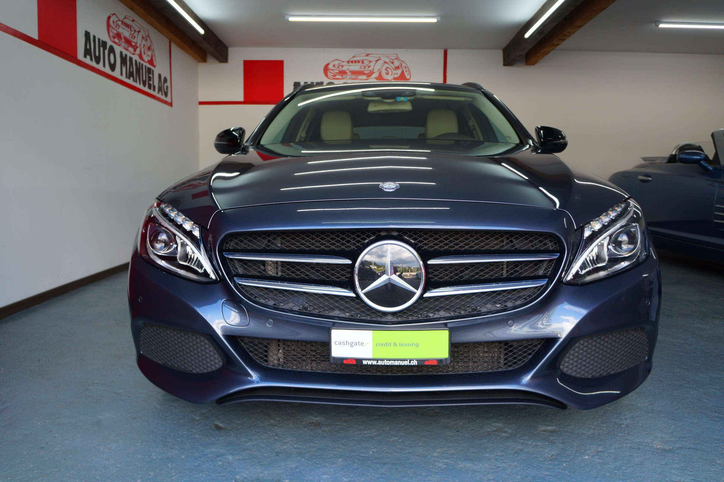 estate Mercedes-Benz C-Klasse C 250 BlueTEC 4Matic 7G-Tronic