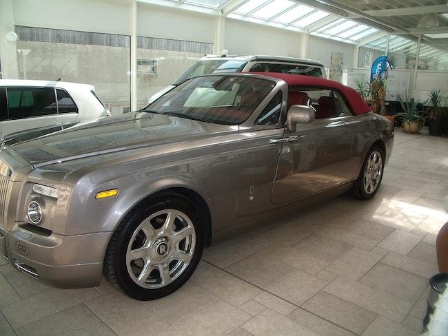 cabriolet Rolls Royce Phantom 6.7 V12 Drophead