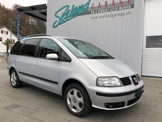 van SEAT Alhambra 2.8 VR6 Sport 4x4