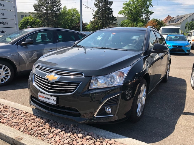 estate Chevrolet Cruze Station Wagon 2.0 VCDi LTZ Automatic