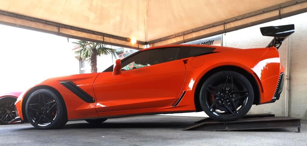 coupe Chevrolet Corvette C7/ZR1