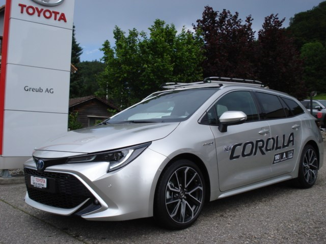 estate Toyota Corolla Touring Sports 2.0 HSD Premium e-CVT