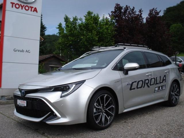 estate Toyota Corolla Touring Sports 2.0 HSD Premium e-CVT