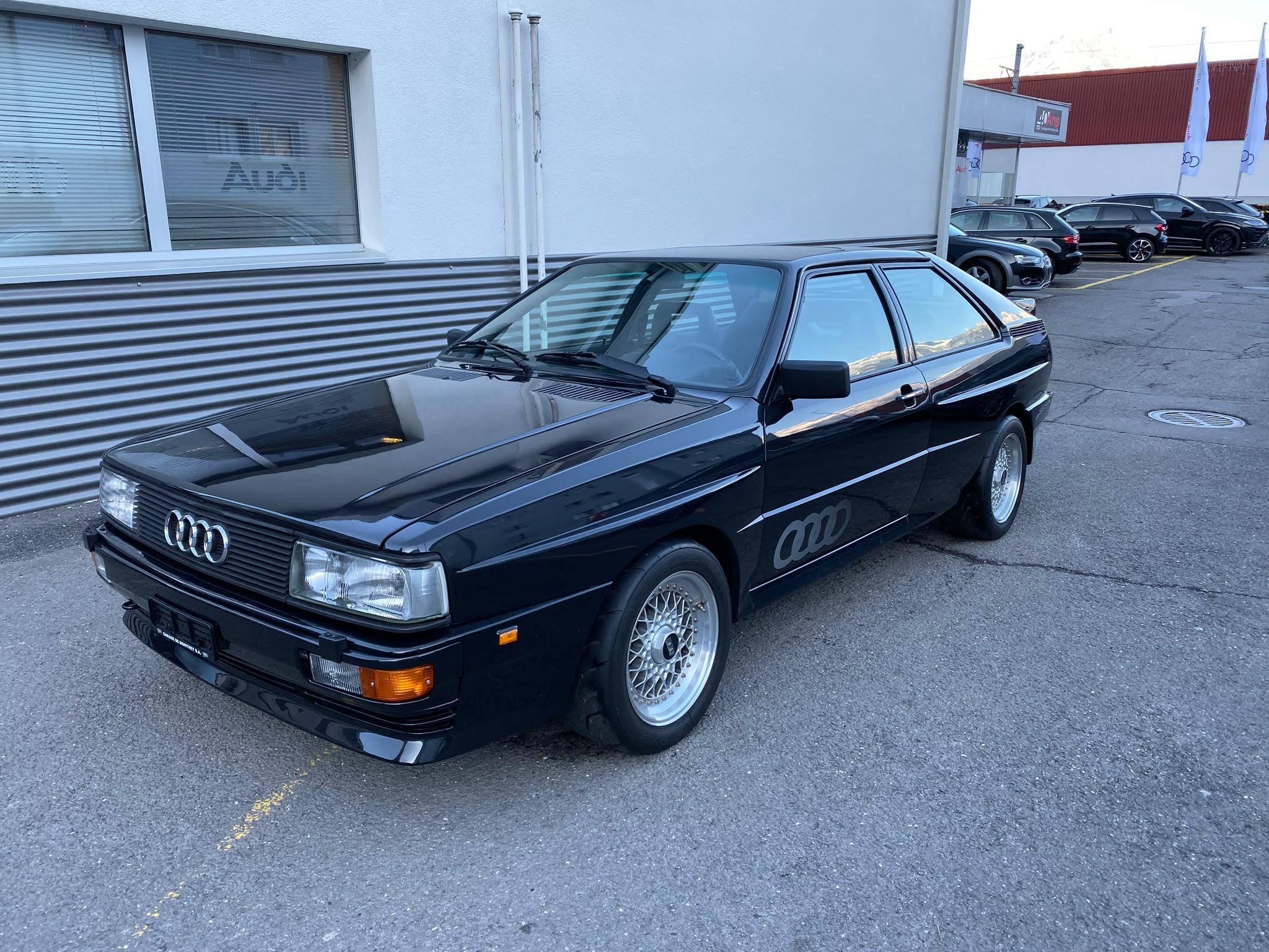 Kekurangan Audi Coupe Quattro Tangguh