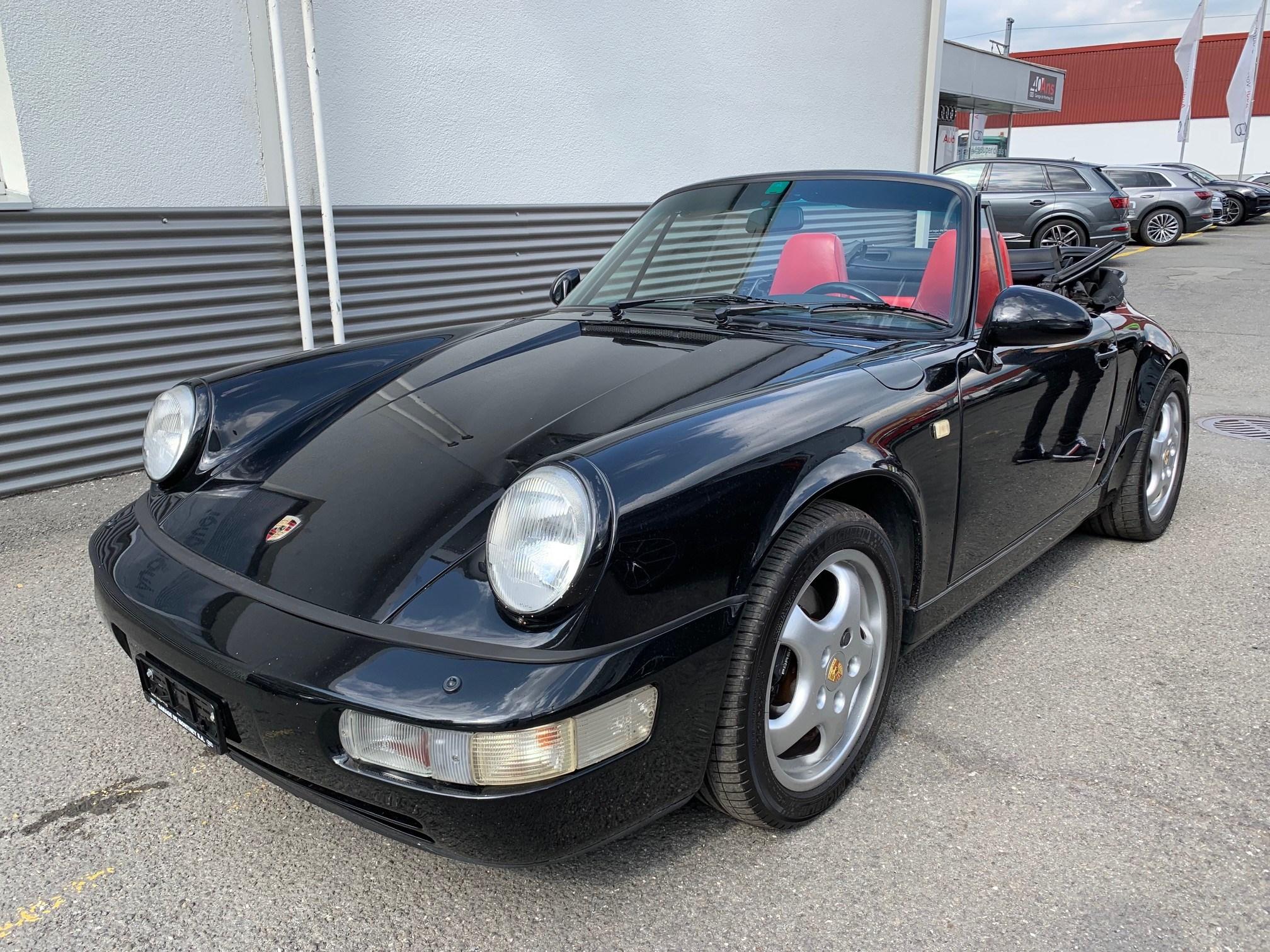 cabriolet Porsche 911 Carrera 4 Cabrio