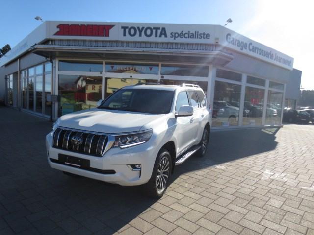 suv Toyota Land Cruiser 2.8TD Premium Automatic