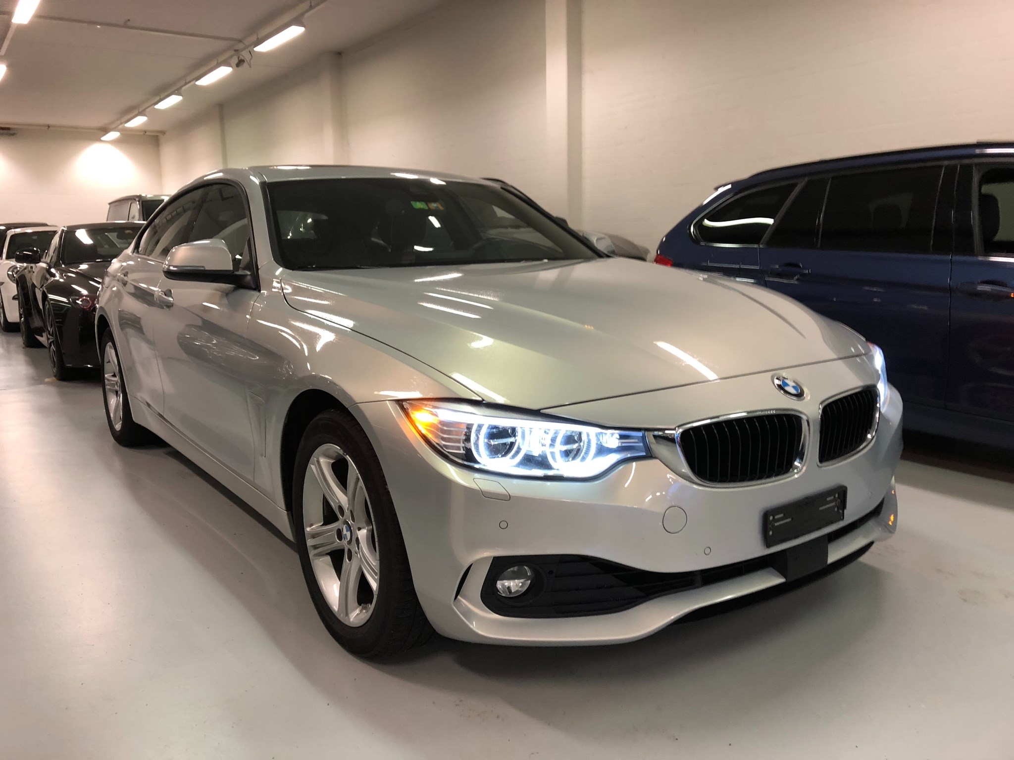 saloon BMW 4er 430d Gran Coupé xDrive Steptronic