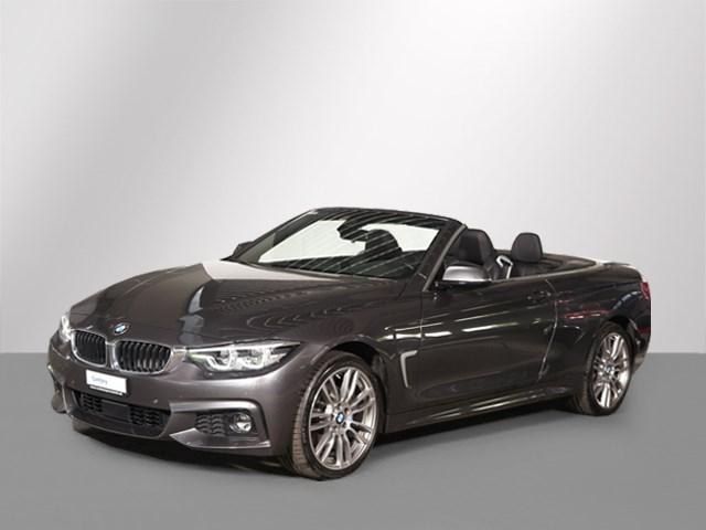 cabriolet BMW 4er 430 I XDRIVE SAG CABRIO