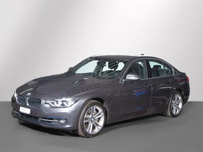 saloon BMW 3er 340 I XDRIVE