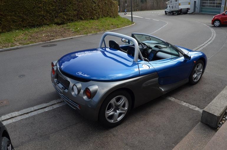 cabriolet Renault Spider SPORT SPIDER Spider 2.0 16V