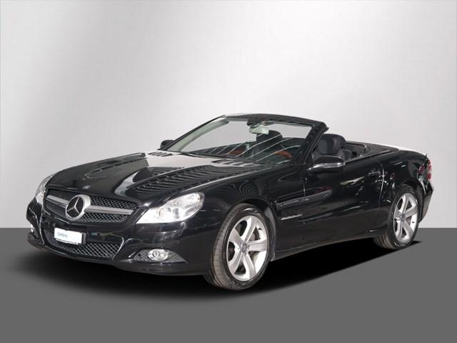saloon Mercedes-Benz SL 500 V8