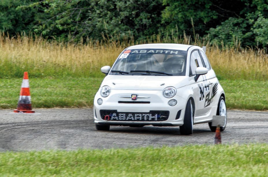 coupe Fiat 500 695 Assetto Corsa Evo Abarth