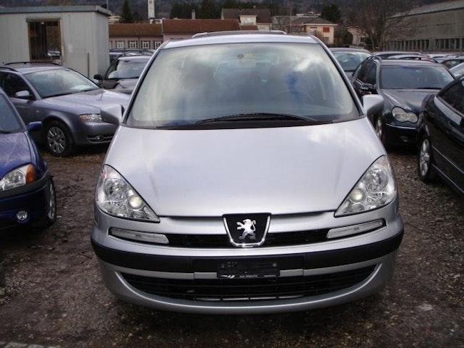 van Peugeot 807 2.0 16V HDi ST Family+