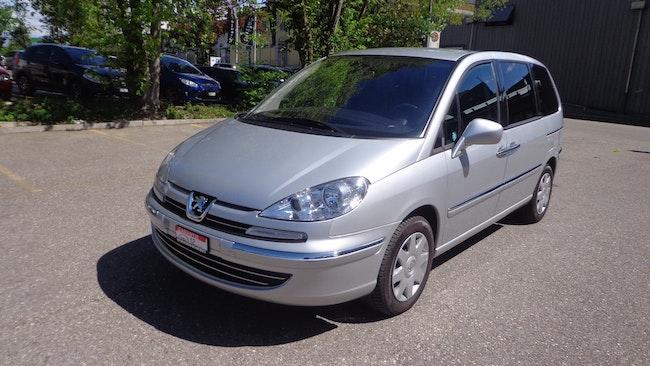 van Peugeot 807 2.0 16V HDi Active