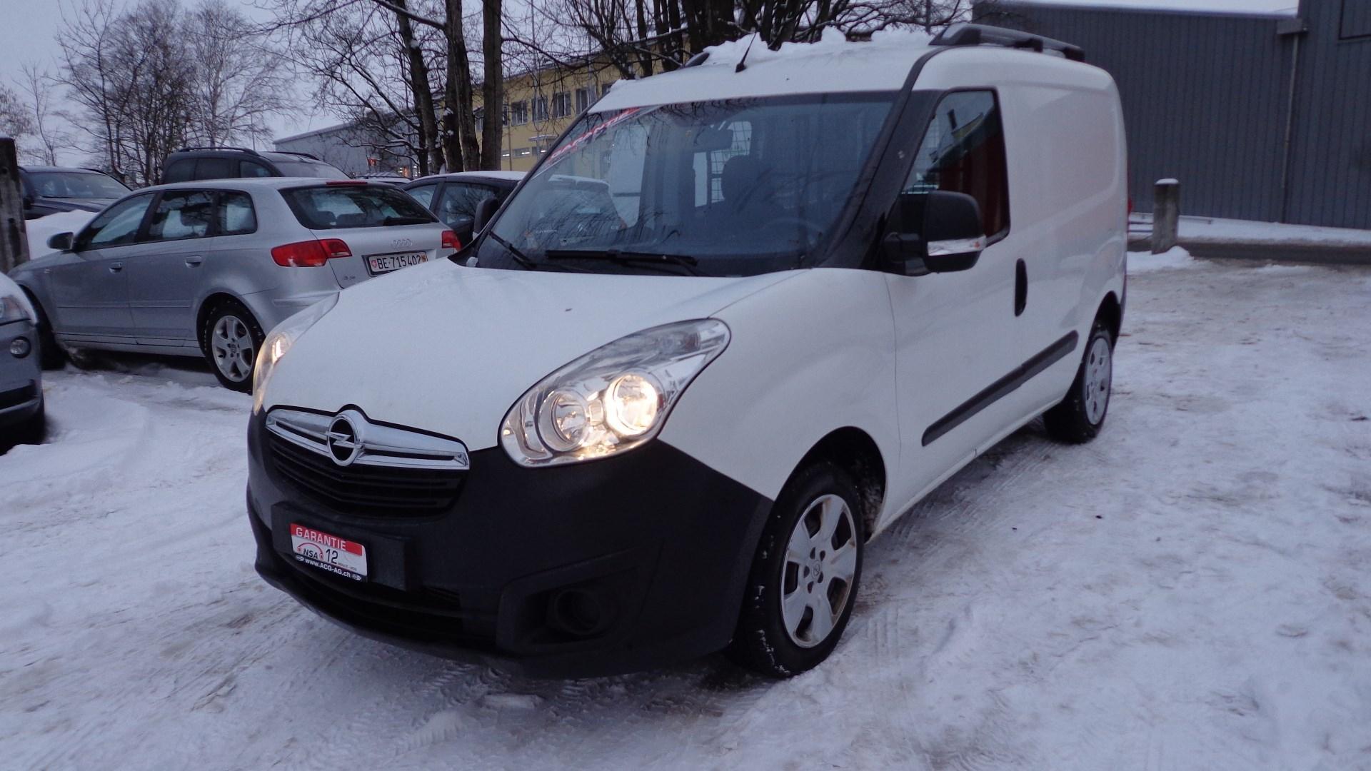 bus Opel Combo 1.3 CDTI 2.2 L1H1