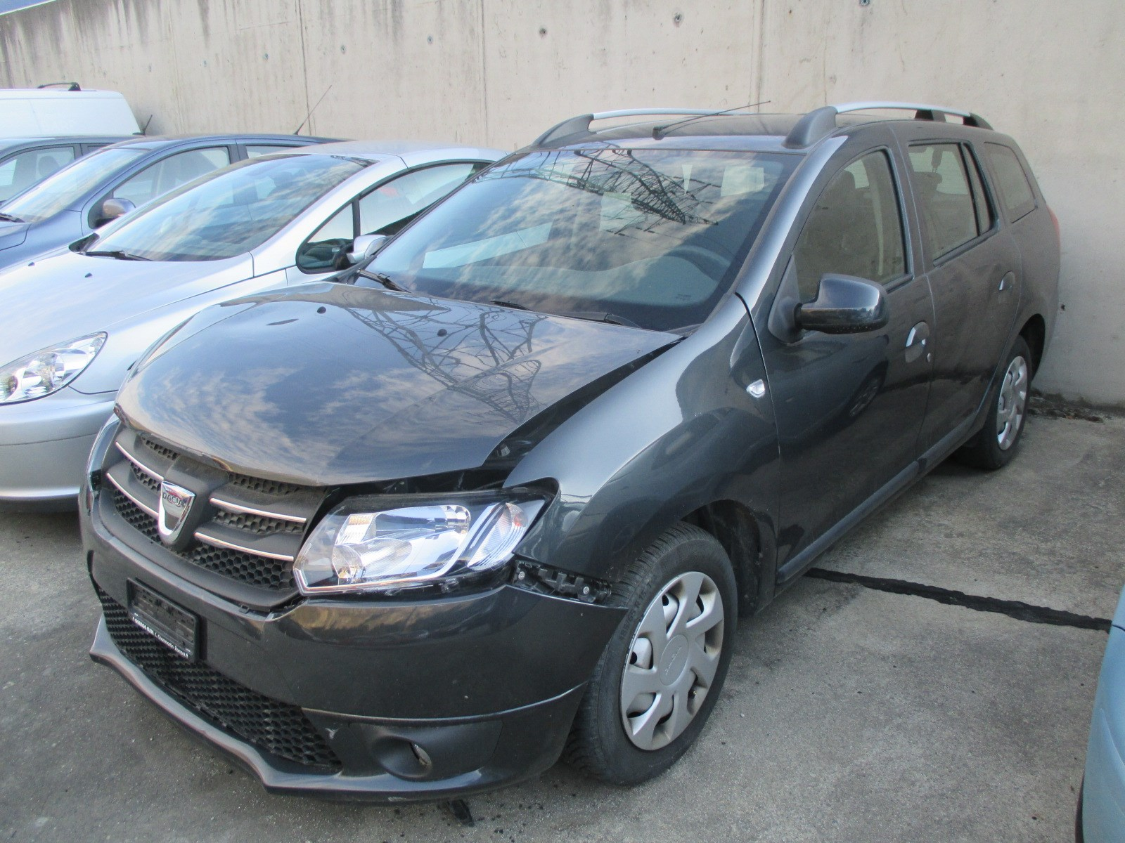 estate Dacia Logan MCV 0.9 Lauréate