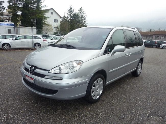 van Peugeot 807 2.0 16V HDi ST Family+ Automatic