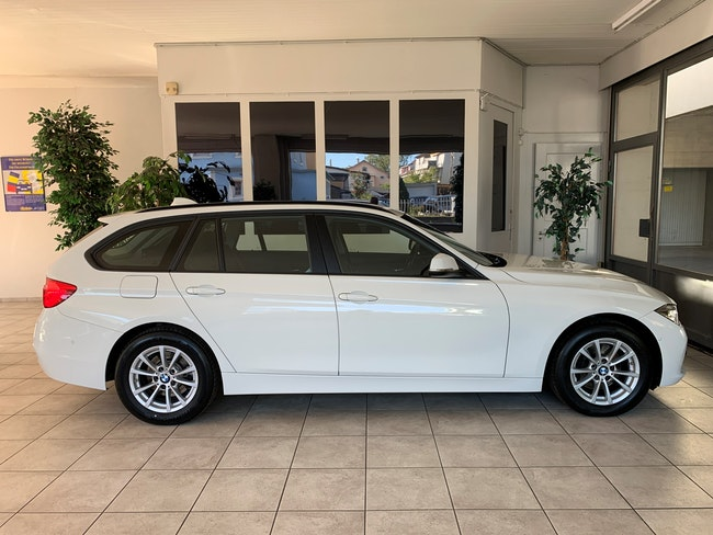 estate BMW 3er 320d Touring 4x4 Automat-Steptronic xDrive