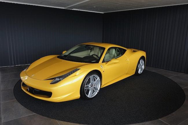 sportscar Ferrari 458 Italia 4.5 V8