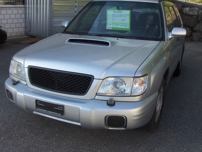 suv Subaru Forester 2.0 Turbo Club