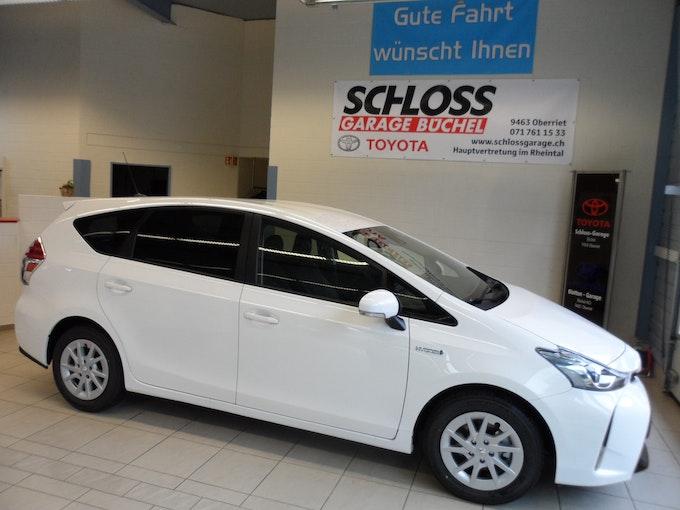 Toyota Prius+ + 1.8 VVT-i HSD Style 16'000 km 30'900 CHF - acquistare su carforyou.ch - 1