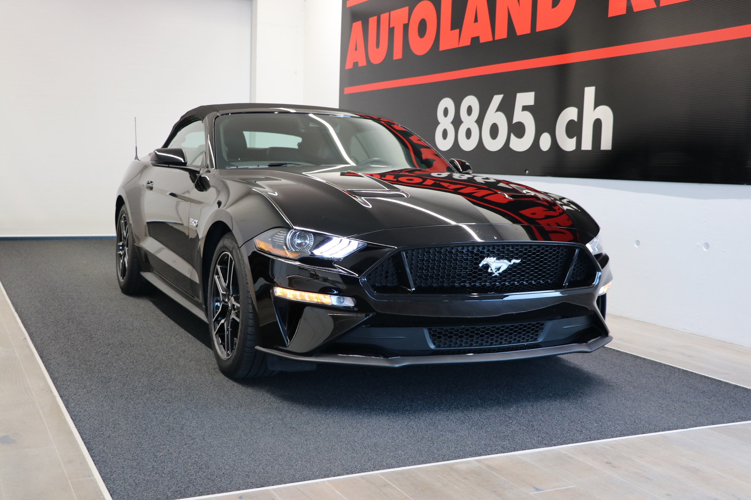coupe Ford Mustang GT 5.0 V8 Premium
