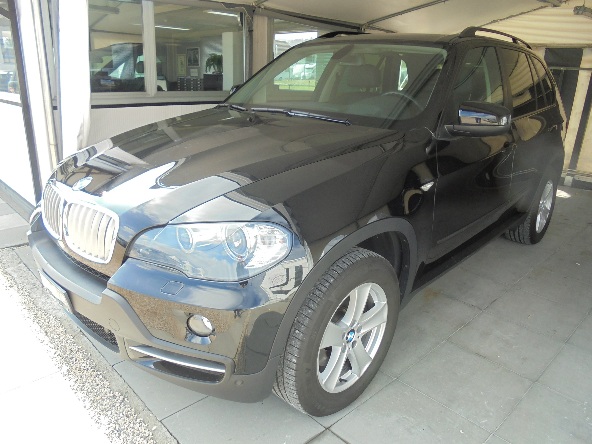 suv BMW X5 xDrive 35d Steptronic