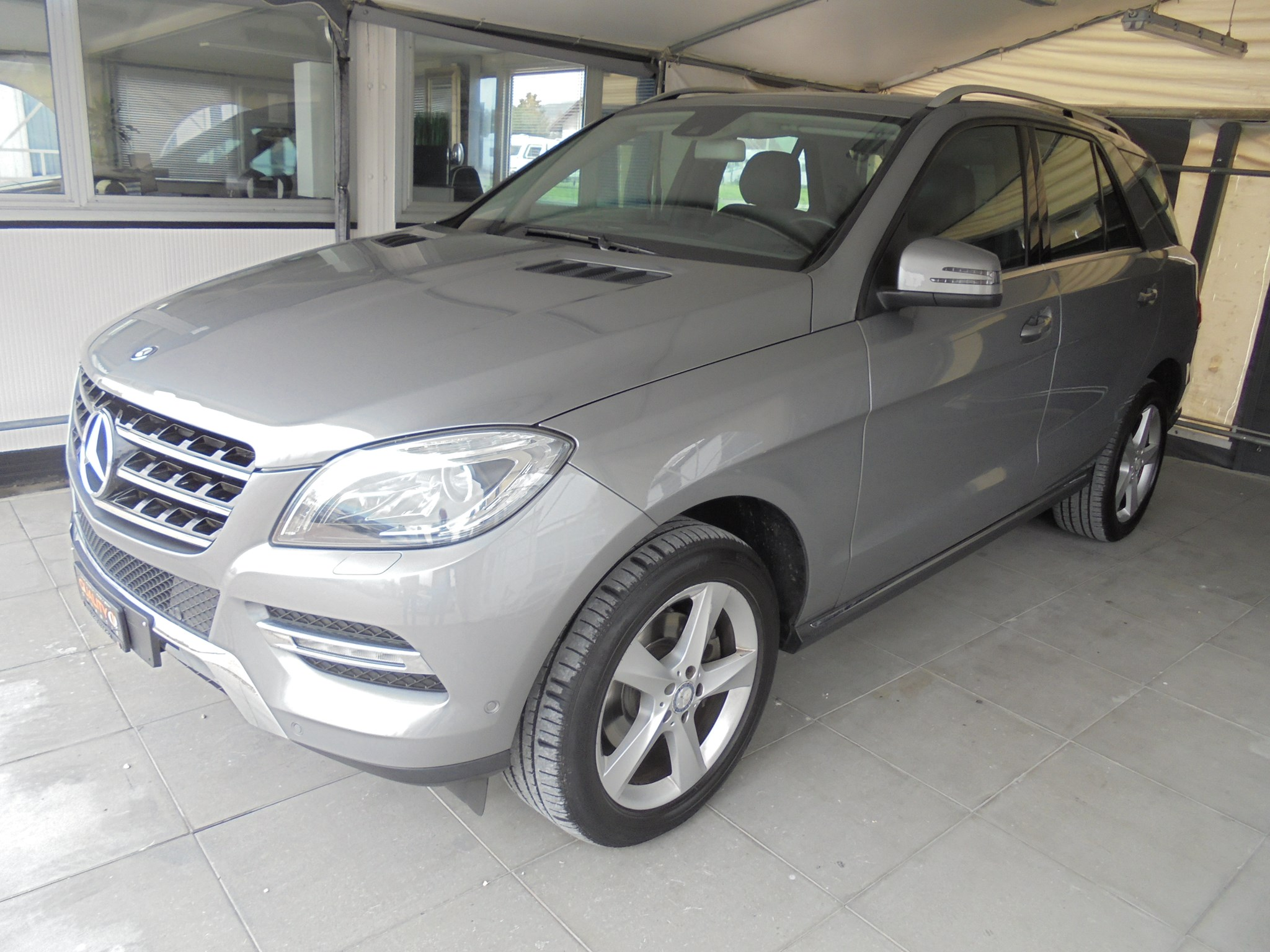 suv Mercedes-Benz M-Klasse ML 250 BlueTEC 4Matic 7G-Tronic
