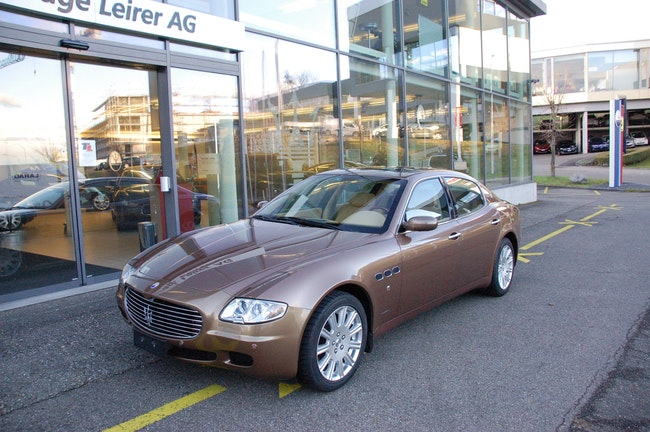 saloon Maserati Quattroporte 4.2 V8 Executive GT DuoSelect