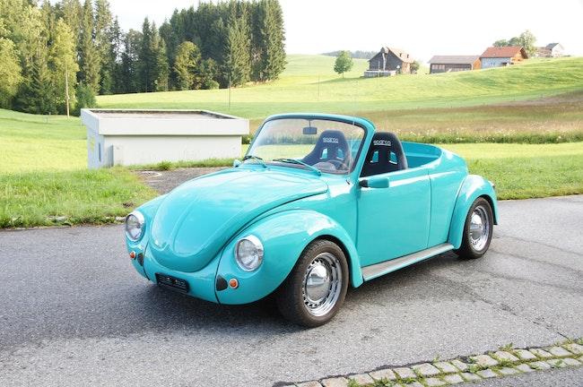 cabriolet VW Beetle Käfer Cabrio