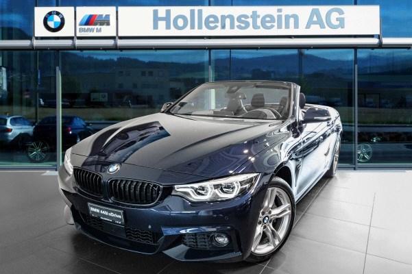 cabriolet BMW 4er 440i Cabrio xDriveP.Pl.Ed