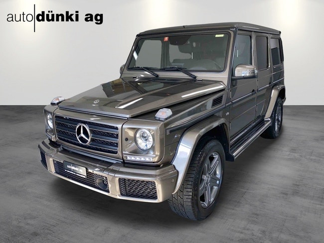 suv Mercedes-Benz G-Klasse G 500 7G-Tronic