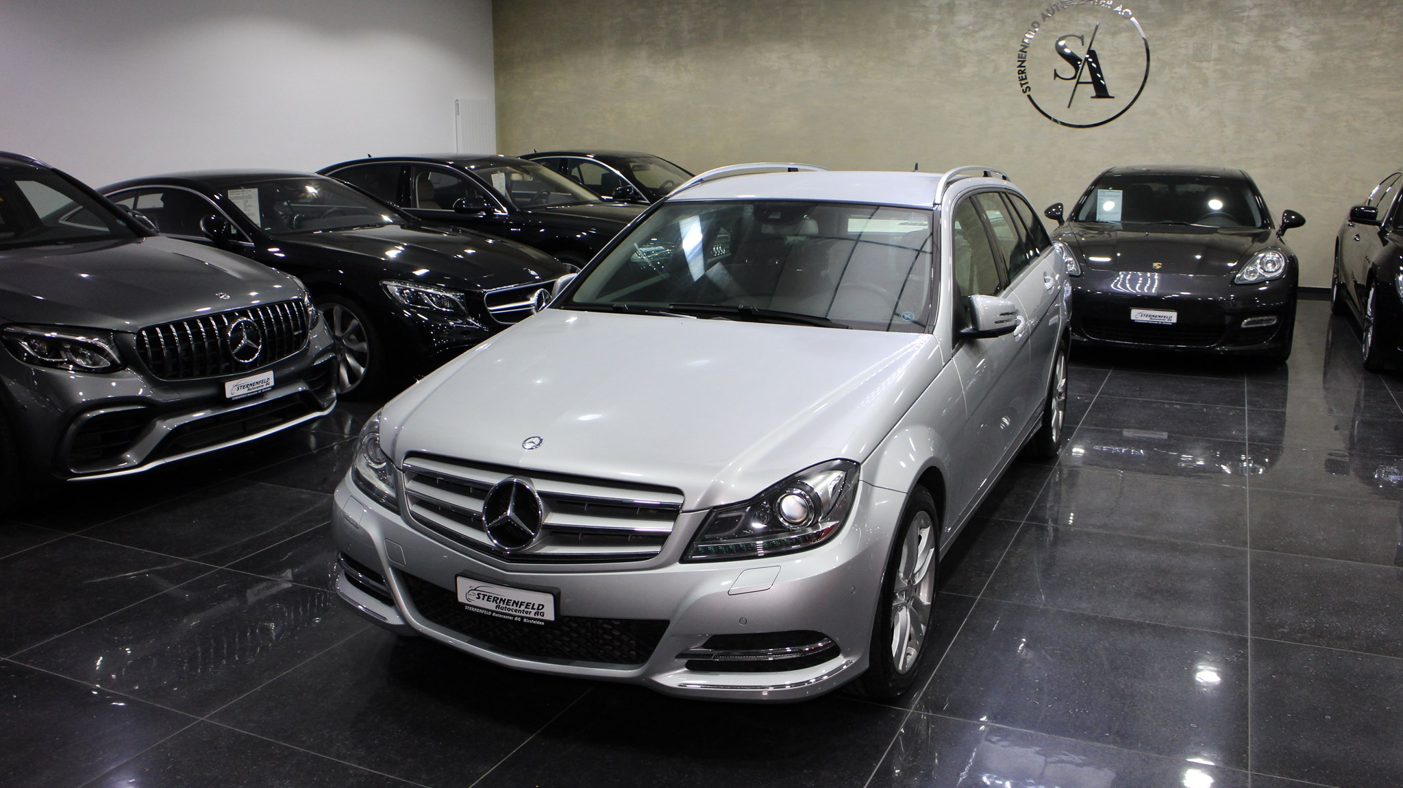 estate Mercedes-Benz C-Klasse C 250 CDI Avantgarde 4Matic 7G-Tronic
