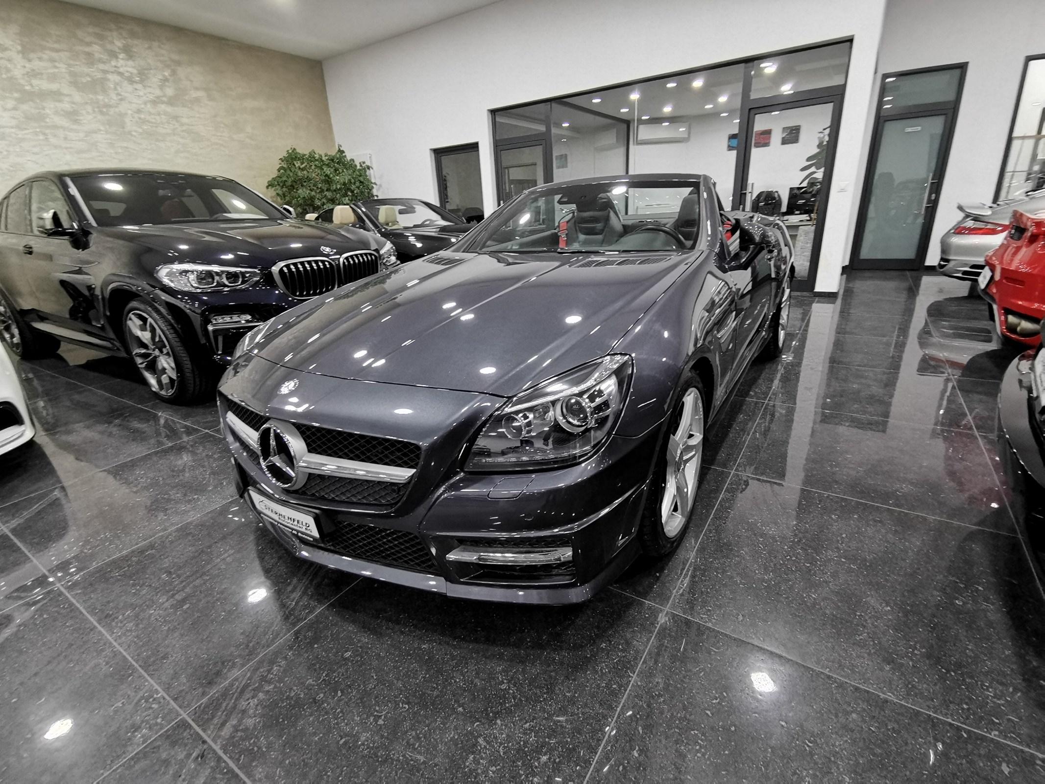 cabriolet Mercedes-Benz SLK 250 7G-Tronic